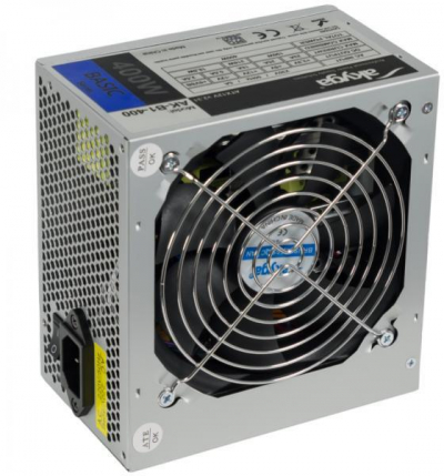 AKYGA Basic 400W, DC 3.3/5/±12V, 400W, Retail tápegység