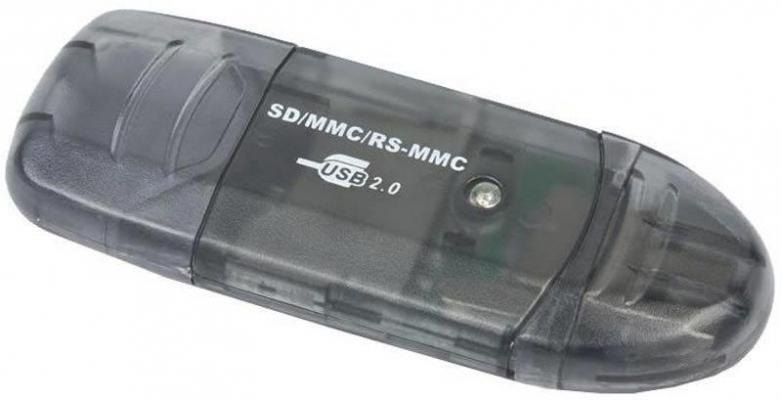 USB eszközök - Gembird külső kártyaolvasó (FD2-SD-1)