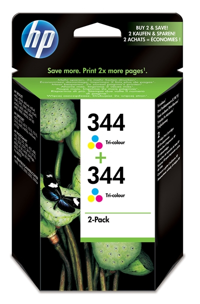 HP 344 dupla színes C9505EE