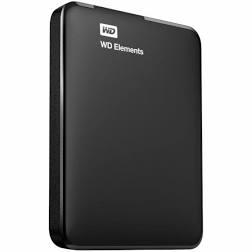 HDD (Külső) - 2TB WD Elements Portable 2,5