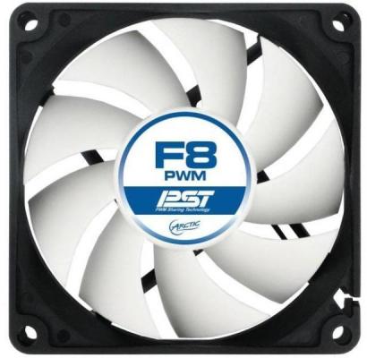 Hűtő, ventillátor - Arctic Cooling F8 PWM 8cm ventilátor