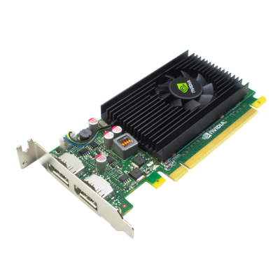 Videókártya - nVidia Quadro NVS 310 1gb GDDR3 64Bit 2560 x1600px PCI-e Dual Display Port Low Profile VGA