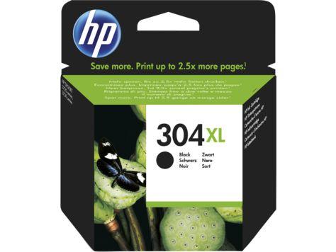 HP 304Xl fekete N9K08AE
