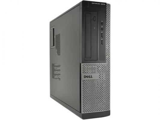 Használt számítógép   Core i processzorral - Dell Optiplex 3010 Fekvő ház