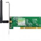 Vezeték nélküli hálózat - TP-LINK TL-WN751ND 150M Wireless PCI kártya