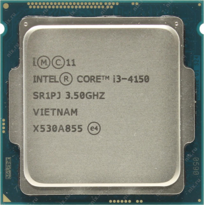 CPU - Processzor - Intel® Core™ i3-4150 Processor 3M Cache, 3.50 GHz