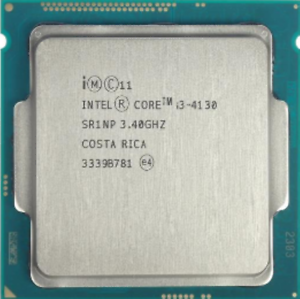 CPU - Processzor - Intel® Core™ i3-4130 Processor 3M Cache, 3.40 GHz