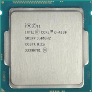 CPU - Processzor - Intel® Core™ i3-4130 Processor 3M Cache, 3.40 GHz