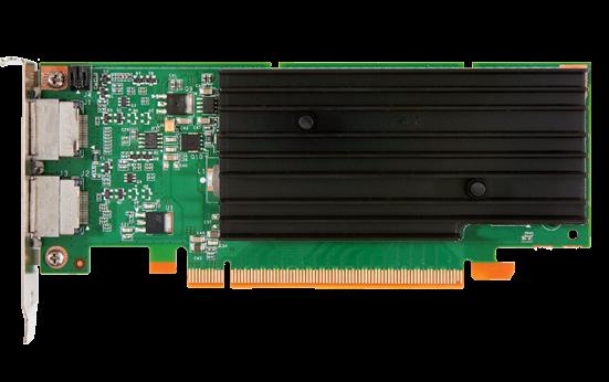 Videókártya - Nvidia Quadro NVS 295 256MB low profile