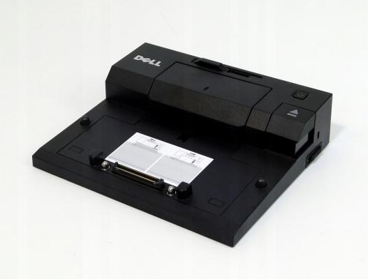 Notebook dokkoló, port replikátor - Dell K07A dokkoló + 130w gyári Dell adapter
