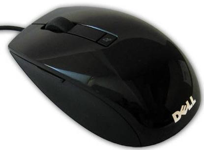 Vezetékes egér - Dell lézer USB egér 0YC5TD