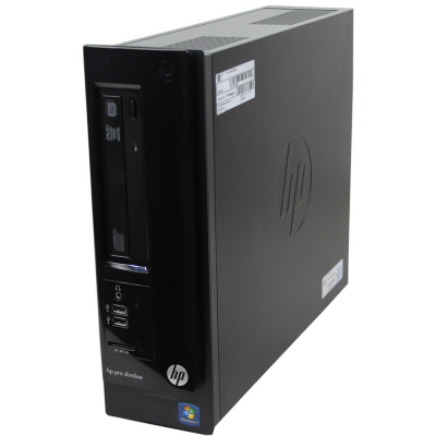 Használt számítógép | Core i processzorral - HP Pro 3300 SFF