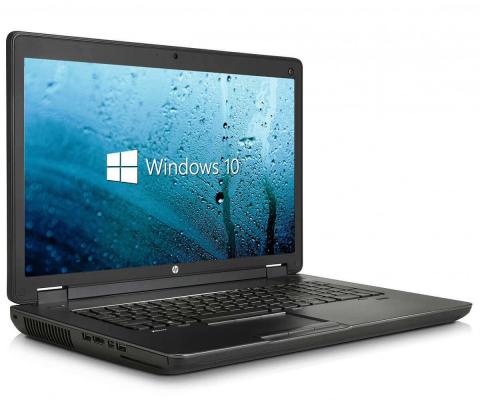 Használt laptop | Munkaállomás - HP Zbook 15 G2 Mobile Workstation
