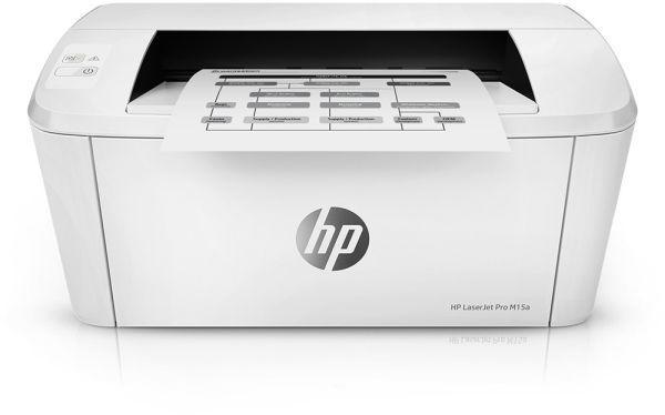 Lézer nyomtató - HP LaserJet Pro M15a nyomtató