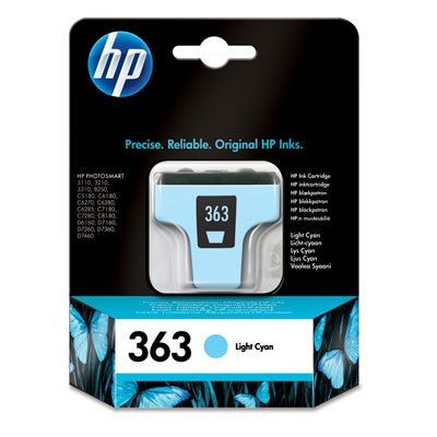 HP 363 light cyan C8774EE