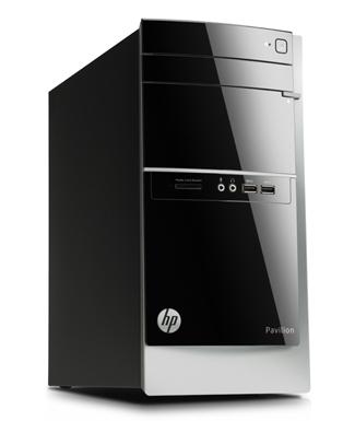 Használt számítógép - HP Pavilion 500 Álló ház