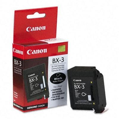 Lejárt szavatosságú eredeti patron - Canon BX-3 fekete