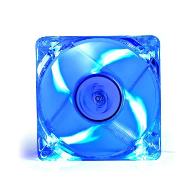Hűtő, ventillátor - DeepCool XFAN 80L/B 8cm Blue Led ventillátor