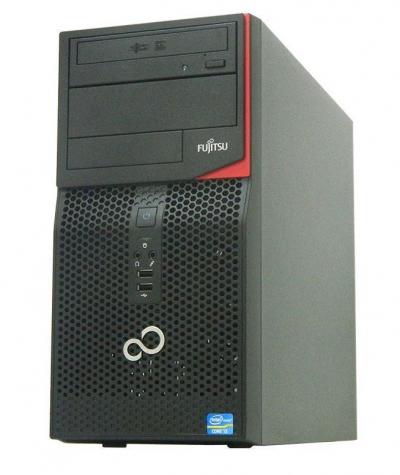 Használt számítógép - Fujitsu Esprimo P420 Álló ház