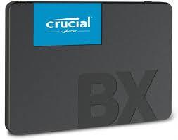 SSD meghajtók - Crucial 120GB SSD BX500
