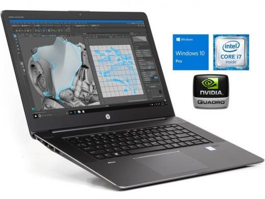 Használt laptop | Munkaállomás - HP ZBook Studio G3