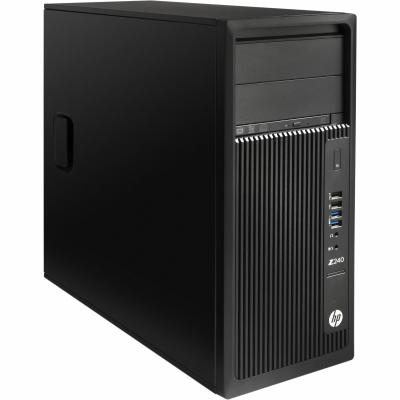 Használt számítógép - HP Workstation Z240 Álló ház