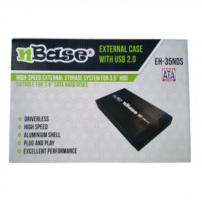 USB külső ház - NBase EH-35NDS 3,5