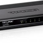 Vezetékes hálózat - TP-LINK TL-SG1005D 5-Port Gigabit Desktop Switch
