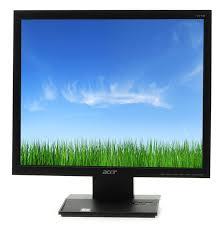 Monitor - Acer V173 17