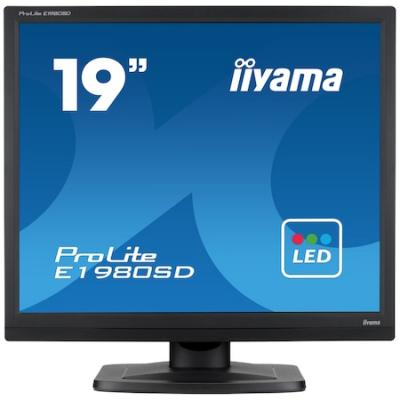Monitor - Iiyama ProLite E1980SD 19