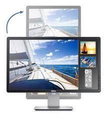 Monitor - Dell P2314HT 23