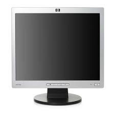 Monitor - HP L1706 Silver-Black 17