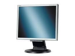 Monitor - NEC MultiSync LCD 175M  B kategória NINCS TALP