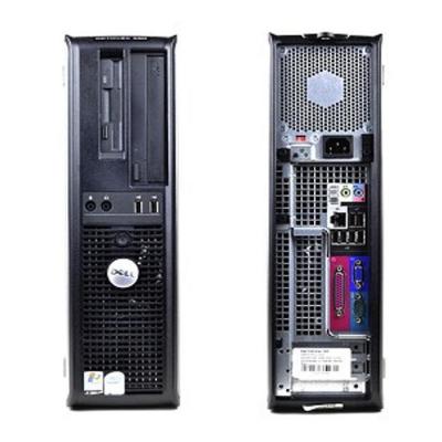 Használt számítógép - Dell OptiPlex 360 Fekvő ház