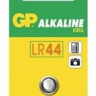 Akku, elem - GP LR44 1,5 V alkáli gombelem
