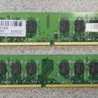 Memória DDR2 - 2GB DDR2 PC6400 800MHz memória
